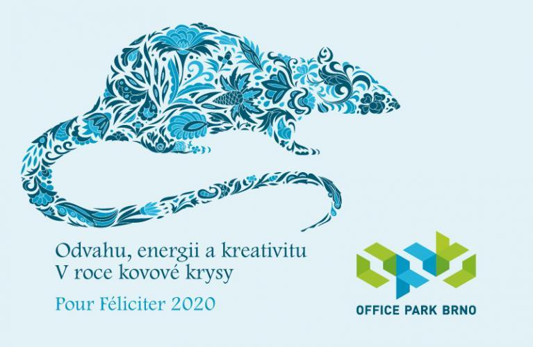 Odvahu, energii a kreativitu v roce kovové krysy.